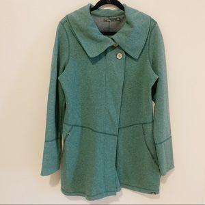 PRANA SEPHRA JACKET Recycled Wool blend XL